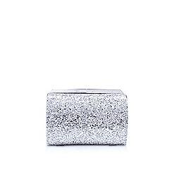 Nine West - Silver 'Emora Clutch Sm' clutch bag