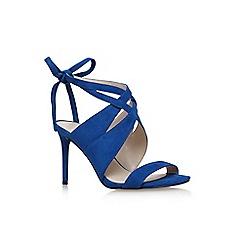 Nine West - Blue 'Ronnie' high heel sandals