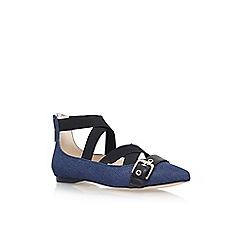 Nine West - Blue 'Smoak' flat shoes