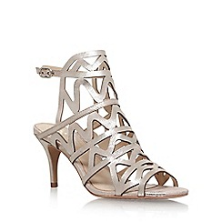 Vince Camuto - Gold Prisintha high heel sandals