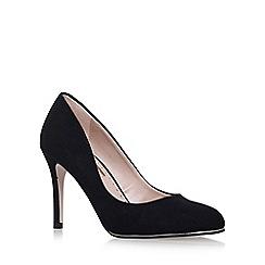 Miss KG - Black 'Cole' high heel court shoes