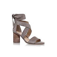 Vince Camuto - Grey jeneve high heel sandals