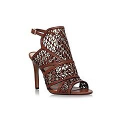 Vince Camuto - Brown korthina high heel sandals