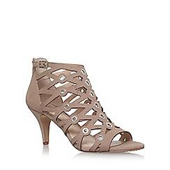 Vince Camuto - Beige Mallena high heel sandals