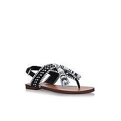 Vince Camuto - Black 'Rebeka' flat sandals