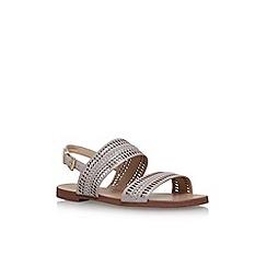 Vince Camuto - Gold richelle flat sandals