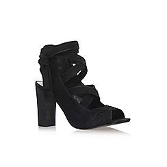 Vince Camuto - Black 'Sammson' high heel sandals