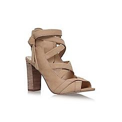 Vince Camuto - Natural 'Sammson' high heel sandals