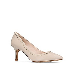 Vince Camuto - Nude 'Vianca' high heel court shoes