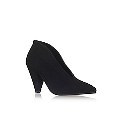 Carvela - Black 'Andrew' high heel ankle boots