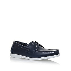 KG Kurt Geiger - Dan lace up boat shoes