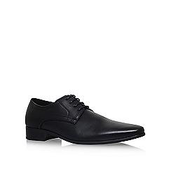 KG Kurt Geiger - Black 'Kev' flat lace up shoes