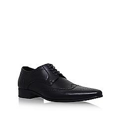 KG Kurt Geiger - Black 'Nige' lace up shoes