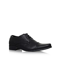 KG Kurt Geiger - Black 'Ron' lace up shoes