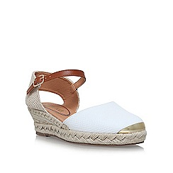 Miss KG - White 'Lea' high heel sandals