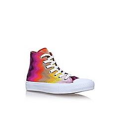 Converse - Other 'Missoni CT II hi'' flat slip on sneakers