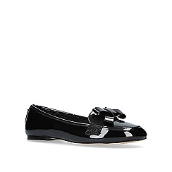 Carvela - Black 'Matilda' flat loafers
