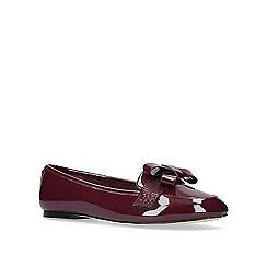 Carvela - Red 'Matilda' flat ballerina shoes