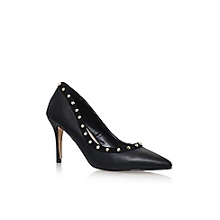 Carvela - Black 'Komet' high heel court shoes
