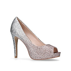 Carvela - Gold 'Lara 2' court shoes