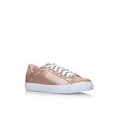 Carvela - Metal 'Jacob' flat lace up sneakers