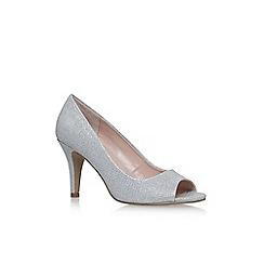 Carvela - Silver 'Libby' high heel sandals