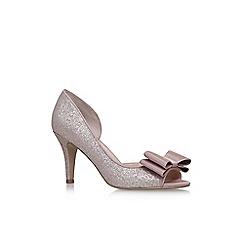 Carvela - Metal 'Leona' high heel sandals