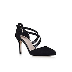 Carvela - Black 'Link' high heel sandals