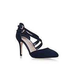 Carvela - Blue 'Link' high heel sandals