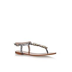 Carvela - Brown 'Ballet' flat sandals