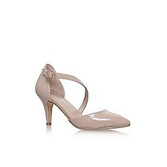 Carvela - Natural 'Kite' high heel sandals