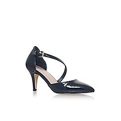 Carvela - Blue 'Kite' high heel sandals