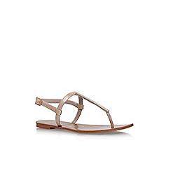 Carvela - Gold 'Boston' flat sandals