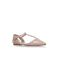 Carvela - Natural 'Mannie' flat sandals