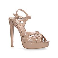 Miss KG - Nude 'Samia' high heel sandals