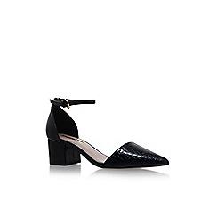 Miss KG - Black 'Carla' high heel sandals