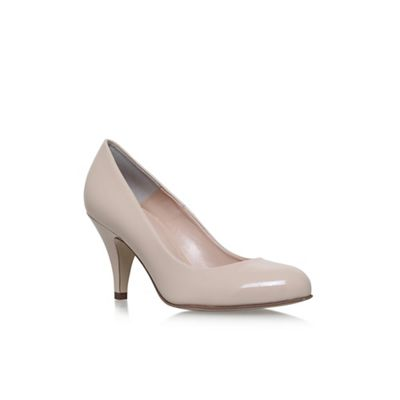carvela adam 2 high heel court shoes debenhams