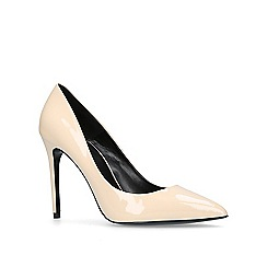 Carvela - Cream 'Apricot' high heel court shoes