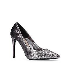 Carvela - Silver 'Apricot' court shoes