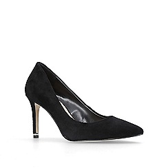 Carvela - Black 'Aruba' court shoes