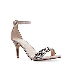 Nine West - Pink 'Innocent' mid heel sandals