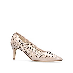 Nine West - Pink 'Shavar' high heel court shoes