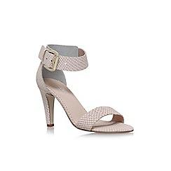 Carvela - Cream 'Kitty' high heel sandals