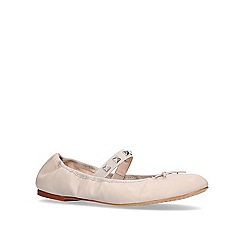Vince Camuto - Cream 'Prilla' flat ballerina pumps