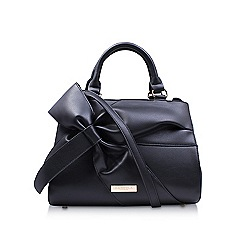 Carvela - Black 'Rhian bow tote' tote bag