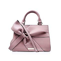 Carvela - Pink 'Rhian bow tote' tote bag