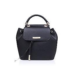 Carvela - Black 'Darla Backpack' leather backpack