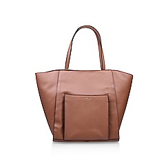 Carvela - Tan 'Raquel Shopper' tote bag