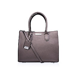 Carvela - Pewter 'Robyn Structured Tote' tote bag