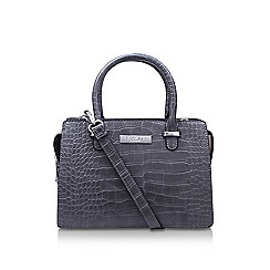 Carvela - Grey 'Holly Mini Bag Cross Body' bag